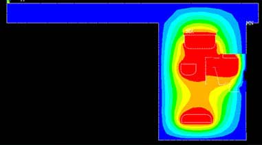 Thermal Analysis of Curing Tool 02