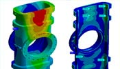 Design Optimization of Gate Valve Body for High Pressure Fluid Flow Applications through FEA